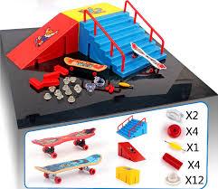 Tech Deck Penny Board by Fingerboard Finger Skateboard Runway Originality Intellectual
