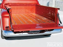 Bieber Blog Official: 1958 Chevy Apache Pickup Truck Restored Wooden ... Wood Sides To Truck Bed Hearthcom Forums Home El Toro Loco Monster Truck All Wood Diy Made From A Wooden Pallet And Bungeed The Chassis How To Make A Bed Cover Wooden Thing Custom Built Allwood Ford Pickup Restoration Projects 1969 Febird 1977 Trans Am 1954 Page Horkey Parts Treatments Ideas Roadkill Customs Sideboardsstake Sides Super Duty 4 Steps With Options For Chevy C10 Gmc Trucks Hot Rod Network Gas Generator Wikipedia