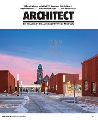 100 Residential Architecture Magazine Architect Subscription Application