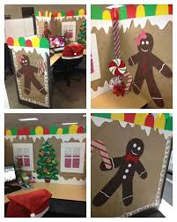 Cute Ways To Decorate Cubicle by 25 Unique Christmas Cubicle Decorations Ideas On Pinterest