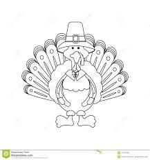 Coloriage Turquie Imprimer