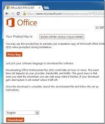 Microsoft fice 2013 Product Key Generator Crack