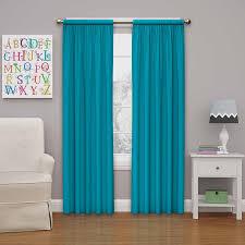 Eclipse Blackout Curtains Smell by Amazon Com Eclipse Kids Microfiber Room Darkening Window Curtain