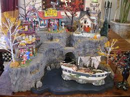 Dept 56 Halloween Village Retired by Halloween Village Display Department 56 Halloween By Showcase