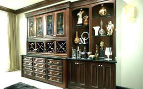 Dining Room Cupboard Storage Cabinet Ideas Buffet Built In
