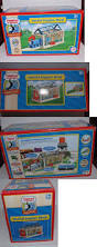 Trackmaster Tidmouth Sheds Playset by Tidmouth Sheds Thomas The Tank Engine And Friends Pinterest