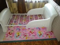 White Plastic Toddler Bed Cosco