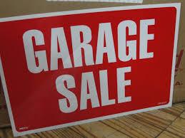 Local Garage Sales Sept 17 18