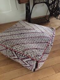 Giant Bohemian Floor Pillows by Large Square Floor Cushions Foter
