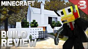 100 Modern Barn Conversion Minecraft Style House 2