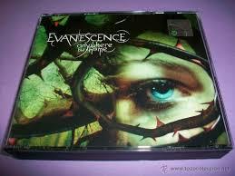evanescence anywhere but home 1 cd 2 vide prar CDs de