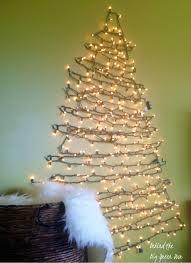 White Christmas Tree Walmartca by Xmas Tree Lights On Wall Photo U2013 Home Furniture Ideas