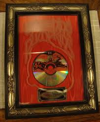 Siamese Dream Smashing Pumpkins Vinyl by Original U201csiamese Dream U201c Platinum Record Plaque On Ebay