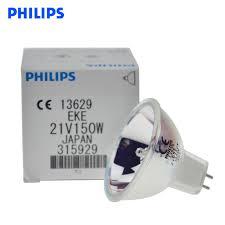 usd 13 37 philips 13629 eke bulb 21v 150w halogen l bulb glass
