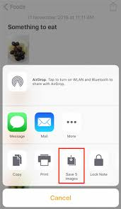 How to Backup s on iPhone iPad Notes App [iOS 10 9 8]