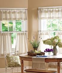 Kitchen Curtain Ideas Pictures by Ideas For Making Country Kitchen Curtains Creative Home Designer