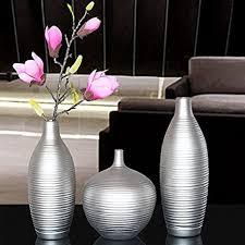 xoyoyo die silberne vase dekoration dekoration ausstattung