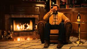 10 HOURS Ron Swanson Drinking Lagavulin by fire