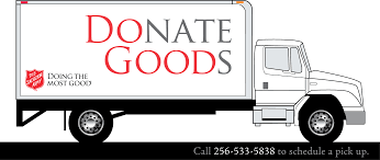Salvation Army Of Huntsville, AL Donate Your Goods - Salvation Army ...