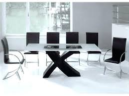Black Modern Dining Table Furniture Sets Room Breakfast And Chairs For Sale M