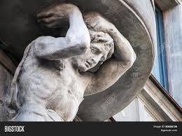 100 Atlant Sculpture On Image Photo Free Trial Bigstock