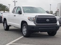 100 Truck Accessories Orlando New 2019 Toyota Tundra SR Double Cab In 9820047 Toyota Of