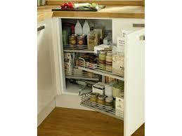 rangement d angle cuisine rangement pour meuble d angle idee appartement