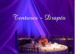decoratrice de salles et decoration salle mariage decoratrice