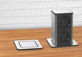 popup versenkbare und ausfahrbare steckdose für tischplatte