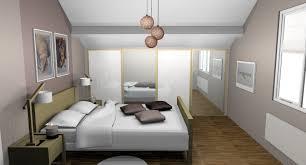 deco chambre taupe et blanc deco chambre parentale design retro and the minth åšrednia