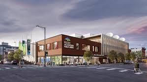 100 Rocky Mountain Truck Driving School Public Medias New HQ The Buell Public Media Center