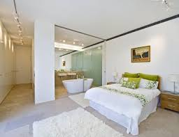 Open Bathroom Concept For Your Master Bedroom Chic Open Bathroom Concept For Master Bedroom Smooth Decorator