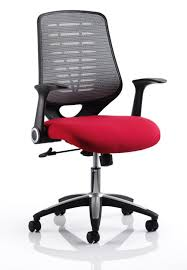mesh office chair with seat