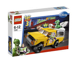 100 The Pizza Planet Truck Amazoncom LEGO Toy Story 3 Rescue Toys Games