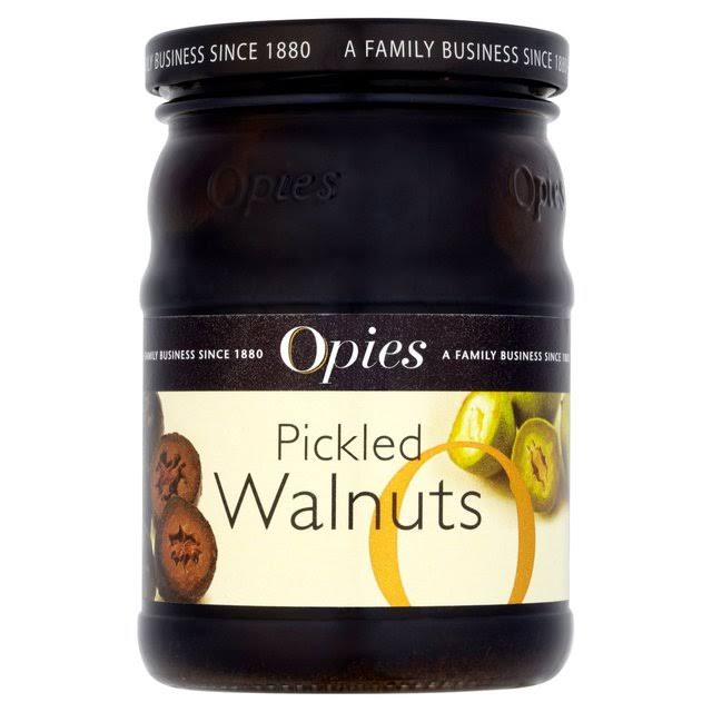 Opies Pickled Walnuts 390 G