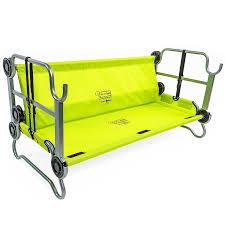 bunk beds disc o bed kid o bunk brookstone disc o bed cam o cot