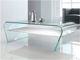 couchtisch glas design weiß