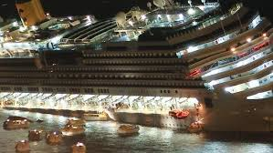 costa concordia the modern day titanic disaster kids news article