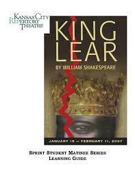 King Lear Learning Guide