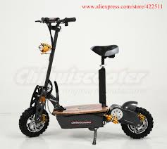 2016 New 2000W 60V Adult Foldable Electric Scooter Two Wheel Captain By