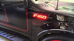 RECON Part # 264282RDBK 09-14 Ford F-150 Illuminated Emblems RED LED ... Ford Emblems F150 Sport Roush Logo Chrome Black Red Fender Trunk Emblem Amazoncom Qualitykeylessplus Truck Oval Front Grill 52018 Blackout Lettering Overlay Badge Set S3m Hand Crafted Dont Tread On Me Custom Grille For Super 2016 Used 2002 For Sale Recon Part 264282rdbk 0914 Illuminated Red Led Order From Salmoodybluedesignscom 2013 Tailgate Blem 52017 Lariat Oem 2015 Painted F150 Blems Forum Community Of