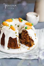 veganer möhrenkuchen