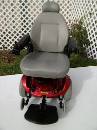 jazzy select wheelchair used power chairs