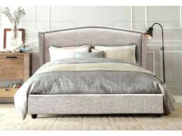 Roma Tufted Wingback Bed King by Wingback Bed Frame Tufted Beds Grey Diamond Bed Frame With