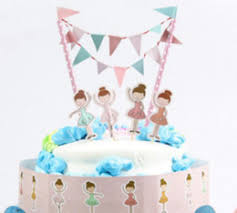 Baby Shower Cake Toppers Girl Suppliers