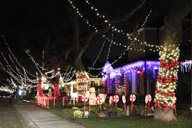 Christmas Tree Lane Pasadena by Holidays In Southern California U201ccandy Cane Lane U201d Torrance