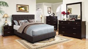 Sears Headboards And Footboards Queen by Amazon Com Furniture Of America Reyes Fabric Platform Bed With