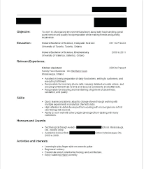 How To Write A Resume For Work Experience Writing With No Sample
