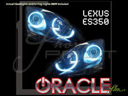 07 12 lexus es350 ccfl halo rings headlights bulbs