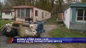 Mobile Home Park Investigated By Health Department